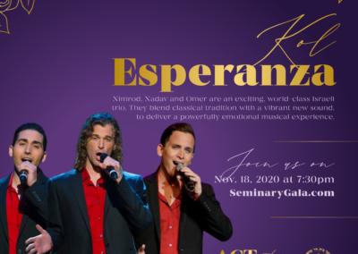 Kol Esperanza- SM Post