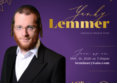 Yanky Lemmer - SM Post